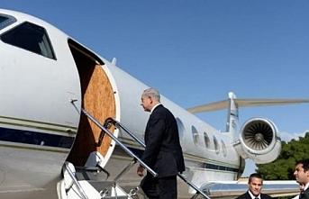 Netanyahu'nun Suudi Arabistan ziyareti gizli kalmadı