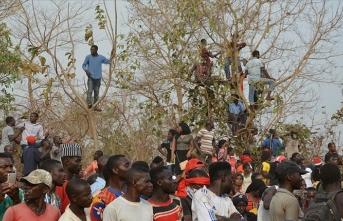 Nijerya'da 500 bin kişi yerinden oldu