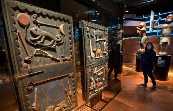 Nijerya'dan çalıntı tarihi eserler için dev müze ile kültür projesi