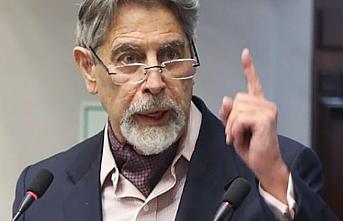 Peru'da yeni Devlet Başkanı Francisco Sagasti'den 'Uzlaşmaz düşmanlar' açıklaması