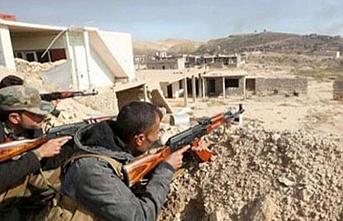 PKK, Irak'ta bir Peşmergeyi öldürdü