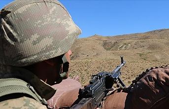 PKK'ya yönelik operasyon: Sokağa çıkma yasağı ilan edildi