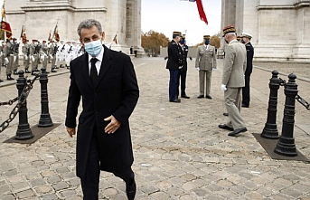 Sarkozy yeniden hakim karşısında