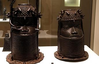 Senegal ve Benin'den çalınan tarihi eserler iade edilecek