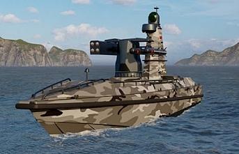 Silahlı insansız deniz aracı.. Kötü komşu insanı mal sahibi yapar