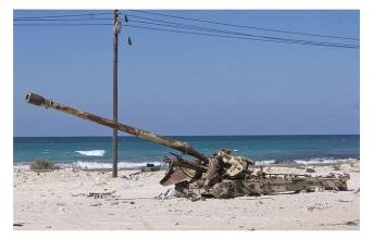 Sirte Sahil Yolu askerden arındırılacak