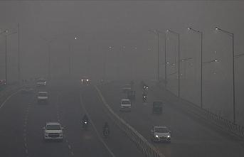 Son 4 yılın en yoğun hava kirliliği görülüyor