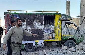 Suriye'de hain saldırı: 5 ölü 18 yaralı