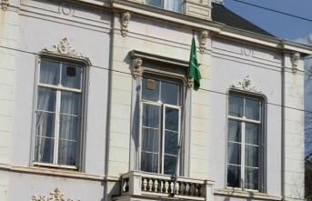 Suudi Arabistan Büyükelçiliğine saldırı!