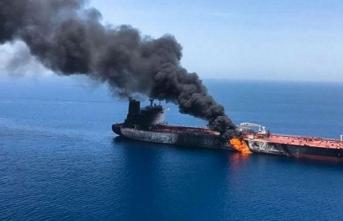 Suudi Arabistan'ın petrol tankerine saldırı!