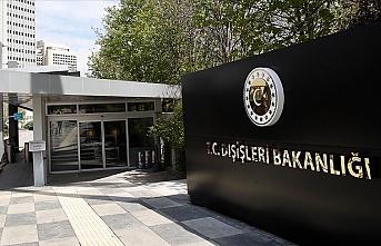 Türkiye, Somali'deki terör saldırılarını şiddetle kınadı