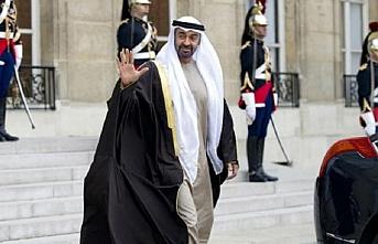 Veliaht Prens Zayed Cezayir'i Türkiye konusunda tehdit etti
