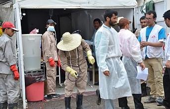 Yemen'de şüpheli kolera vakası arttı