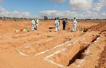 Yeni bir toplu mezar bulundu