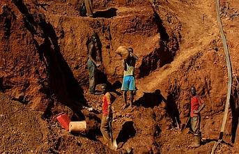 Zimbabve'de altın madeninde göçük