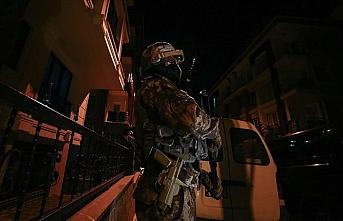 5 ilde DHKP-C operasyonu: Çok sayıda gözaltı