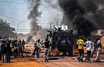 Afrika'da seçim öncesi çatışma