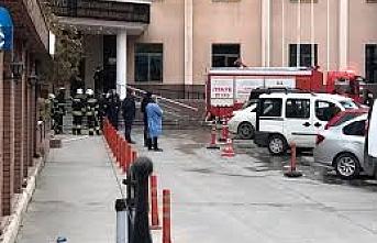 Bakan Koca duyurdu: Hastanede çıkan yangında hayatını kaybedenlerin sayısı 10'a yükseldi