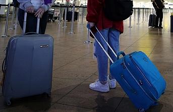 Brezilya'da İngiltere'ye uçuşu durdurdu