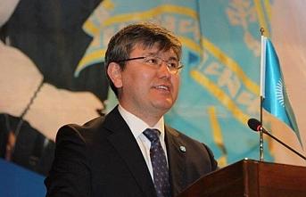 Büyükelçi Saparbekuly: Nazarbayev Kazakistan'dır
