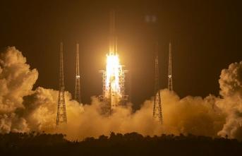 Chang'e 5 uzay aracının dünyaya dönüş yolculuğu başladı
