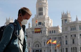 Daha hızlı yayılan virüs İspanya'da