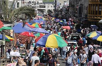 Dünyadaki Filistinli nüfusu 13,7 milyon