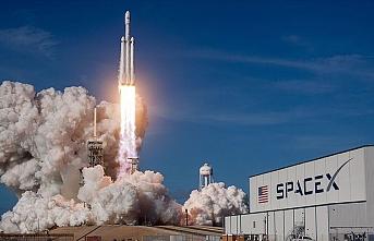 Elon Musk'ın roketi patladı