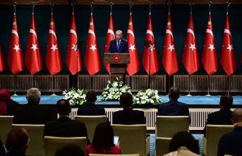 Erdoğan: Kısıtlama ve tedbirlerin etkilerini görmeye başladık