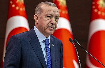 Erdoğan Cuma Namazı sonrası konuştu