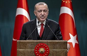 Erdoğan: İngiltere ile serbest ticaret anlaşması imzalıyoruz