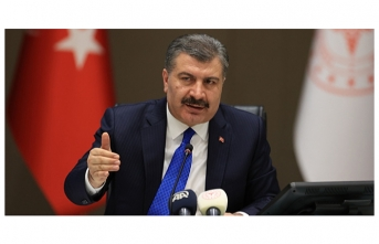 Fahrettin Koca: Adana, Samsun ve Ordu'da vaka sayısı artmaya devam ediyor