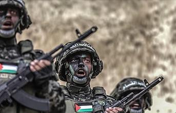 Filistin'de direniş gruplarından güzel haber!