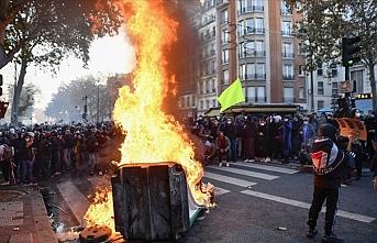 Fransız gazetecilerden güvenlik yasa tasarısına tepki
