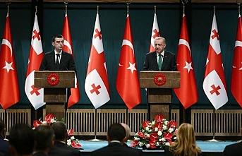 Gürcistan'dan Türkiye adımı