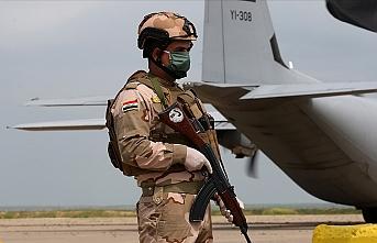 Irak askerleri Sincar'da konuşlanmaya başladı