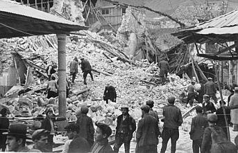 Karadeniz'de tsunamiyi tetikleyen büyük deprem: 1939 Erzincan Depremi