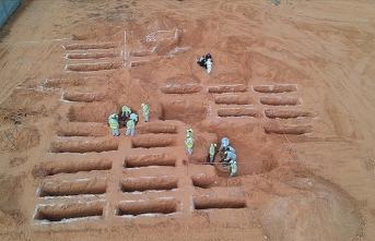 Libya'daki toplu mezarlar araştırılacak