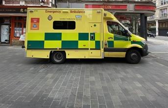Londra'da artık evde yapılacak doğumlarda ambulans garantisi verilemiyor