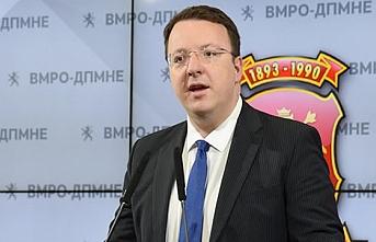 Makedon muhalefetinden hükümeti düşürme girişimi