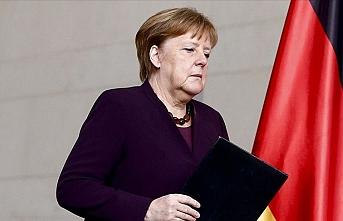Merkel'den Türkiye'ye yapıcı mesaj