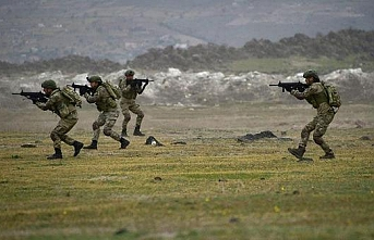 MSB duyurdu! 4 terörist öldürüldü