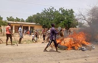 Nijerya'da silahlı saldırganlar köy bastı