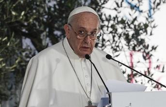 Papa'nın Noel mesajında aşı vurgusu