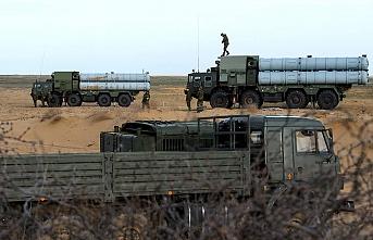 Rusya, Kuril Adaları'na ilk defa S-300 konuşlandırdı