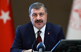 Sağlık Bakanı: Ölüm sayılarının siyasetin konusu yapılmasına üzülüyorum