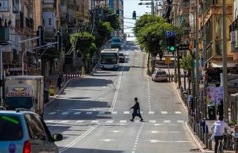 Salgına rağmen Yahudilerin İsrail'e göçü devam etti
