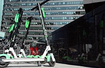 Sivas'ta elektrikli scooter dönemi başlıyor