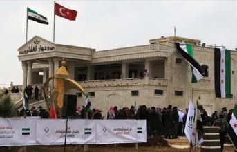 Suriye Kabileler ve Aşiretler Meclisi'nden kongre
