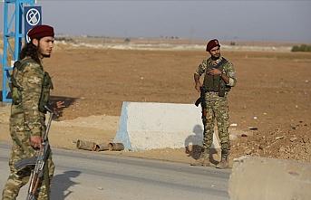 Suriye Milli Ordusu ile YPG çatıştı